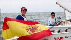 30 regatistas del Nàutic s'Arenal compiten para ir al Campeonato de España