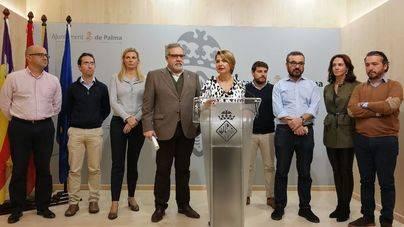 La oposición planta al gobierno de Cort por presentar 'in extremis' los presupuestos: 'Es censura'