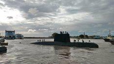 La Armada de Argentina confirma una explosión en el submarino desaparecido