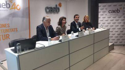 CAEB traslada a los eurodiputados del PP su preocupación por los efectos de la insularidad