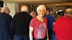 Emotiva jubilación de José, responsable del bar de Jefatura de la Policía Nacional de Palma