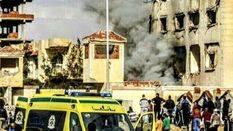El atentado en el Sinaí deja ya 235 muertos