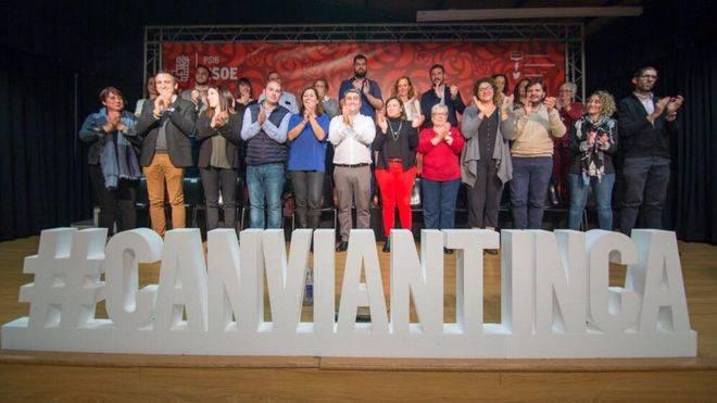 Imagen de la Comisión Ejecutiva de Inca