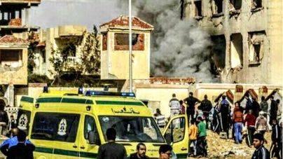 El atentado en el Sinaí se convierte en el más sangriento de la historia reciente de Egipto