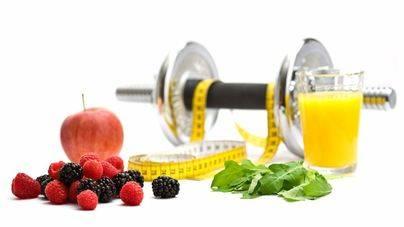 El 23,4% de las personas que realizan ejercicio lleva una dieta inadecuada