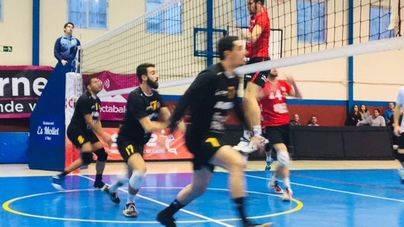 El Podes i Tales enfila la Copa Príncipe al vencer al Voleibol Almoradí