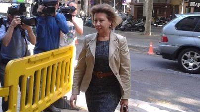 Munar volverá el miércoles a la Audiencia por los casos Son Oms y Studio Media