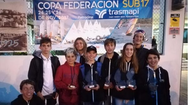 María Perelló y Pau Mesquida, oro y plata de la Copa Federación