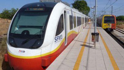 Mallorca tendrá servicio de tren nocturno en Nochevieja