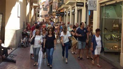 El pequeño comercio de Mallorca vende un uno por ciento más