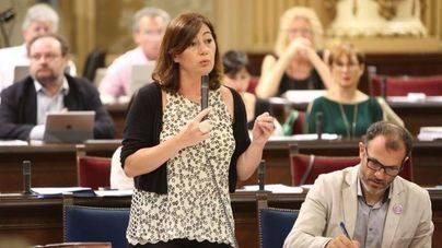 Armengol anuncia la aprobación de una Ley de Consultas que será