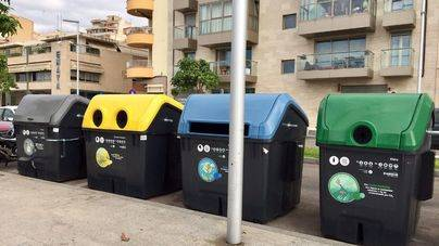 El 23 por ciento de los residuos de octubre son de recogida selectiva