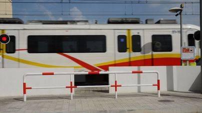 Una avería de señalización provoca retrasos en los trenes de 35 minutos y vagones atestados