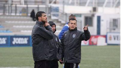 Horacio Melgarejo, nuevo entrenador del Atlético Baleares