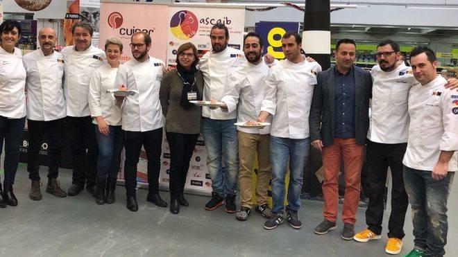 Luis aznar lidera el equipo balear de chefs que acude al for Equipo para chef