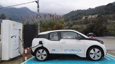 La Serra de Tramuntana, escenario del II Rally Ecar con vehículos eléctricos