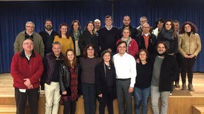 Miralles, reelegido secretario de los socialistas de Algaida, Pina y Randa