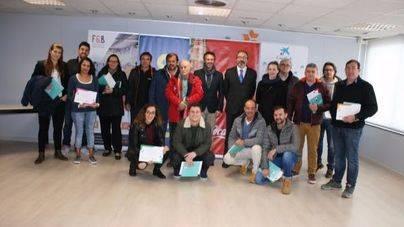 Restauración Mallorca entrega 90 diplomas de sus cursos de formación