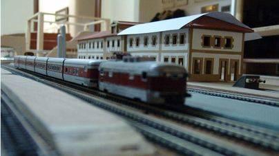Amigos del Ferrocarril celebra el Día del Modelismo Ferroviario