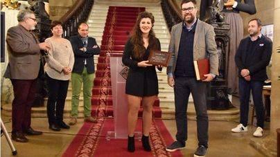 Palma recibe a la tricampeona de España de motociclismo, Pakita Ruiz