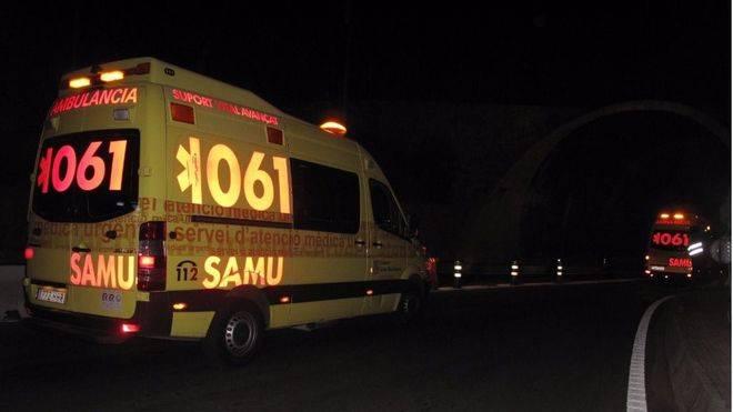 Los servicios de emergencia no han podido hacer nada por la víctima