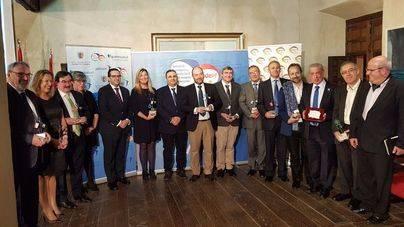 IV edición de los Premios EPF que se celebró en Campo de Criptana (Ciudad Real)