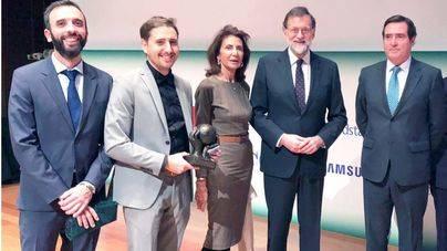 Las mallorquinas Wireless DNA e ISMA 2000 triunfan en los premios CEPYME