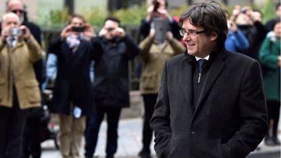 El juez Llarena retira la orden de detención europea contra Carles Puigdemont