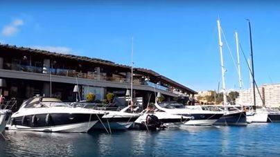 La matriculación de barcos de recreo crece el 8 por ciento en Balears