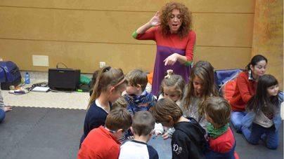 80 niños de Santanyí participan en los talleres musicales de Dàmaris Gelabert