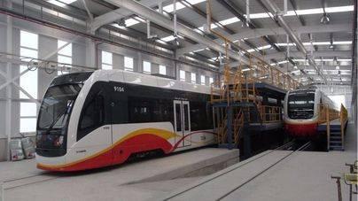 Las rutas nocturnas del tren de Inca y Manacor se harán en autocar por la electrificación de las líneas