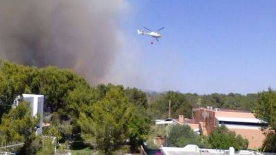 Buscan terrenos para instalar depósitos antiincendios en Ibiza