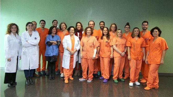 La Unidad de Cirugía Oncológica Peritoneal de Son Espases supera las 100 operaciones en tres años