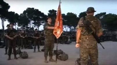 La Infantería celebra 125 años de su Patrona en Palma