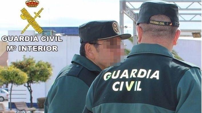 La Guardia Civil ha identificado al menor