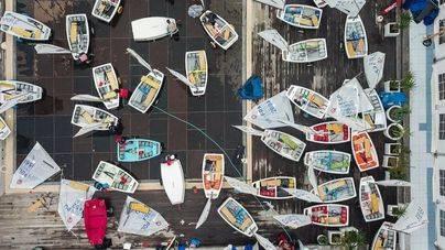 Anulada la última jornada del Ciudad de Palma por fuertes vientos
