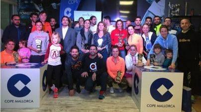 Marcelo Monroig y Javier Clar, ganadores del Cope Indoor Padel Go In