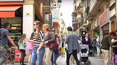 """El Black Friday dispara la ventas y los comerciantes de Mallorca prevén una """"Navidad prometedora"""""""
