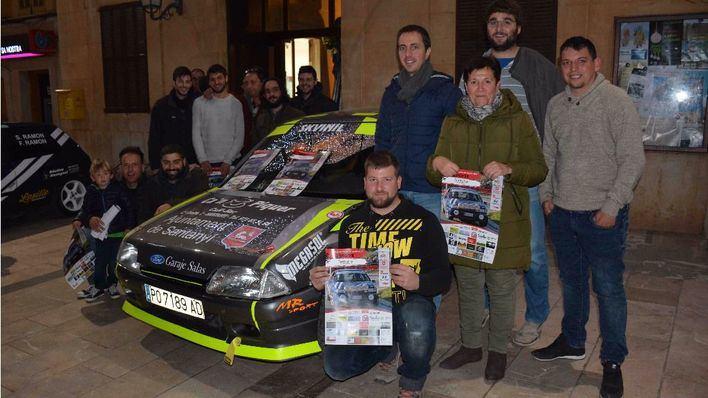 41 equipos compiten este fin de semana en el Rallysprint de Santanyí