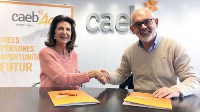 CAEB y UNAC cierran un acuerdo para mejorar la calidad de vida de personas con discapacidad