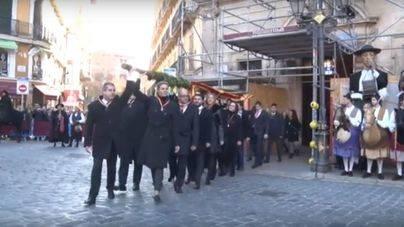 Cs pide medidas cautelares para frenar los cambios del alcalde Noguera en la Festa de l'Estendard