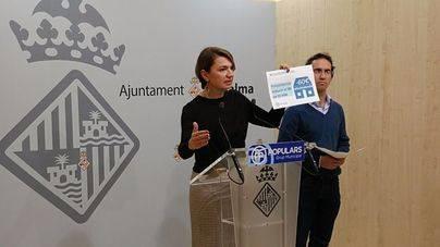 El PP propone una rebaja media de 60 euros en cada recibo del IBI