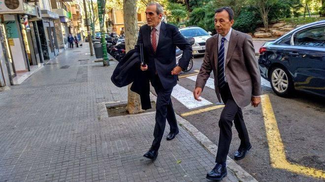 El fiscal jefe de Anticorrupción da su apoyo al fiscal Subirán en su visita para conocer la situación en Balears