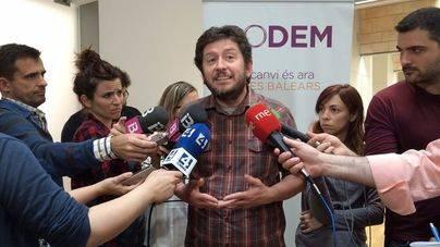 La dimisión abre la posibilidad a una entrada de Podem en el Govern