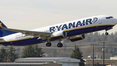 El personal de tierra de Ryanair convoca huelga el 30 de diciembre