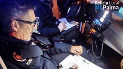 """Los policías de Palma con """"El Súper"""", 35 años al pie del cañón"""