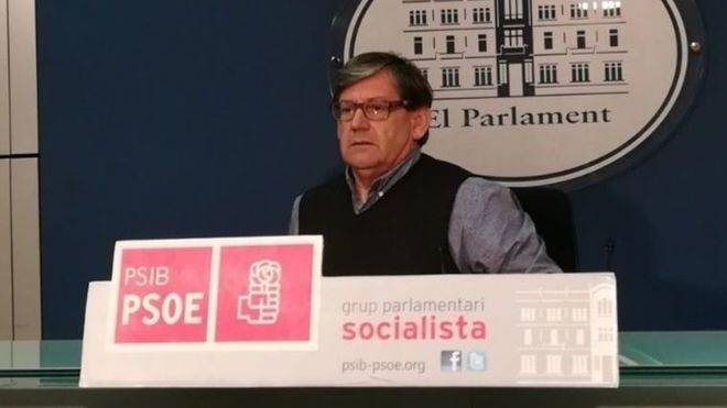 """El PSIB pide """"una solución que permita llevar adelante los 'Acords pel Canvi'"""""""
