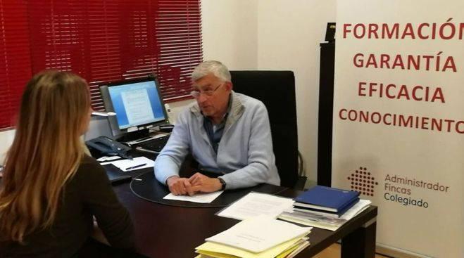 'Los bancos deben 11 millones desde 2016 a las comunidades de vecinos'