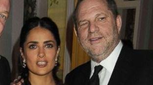 Salma Hayek acusa a Harvey Weinstein de ser