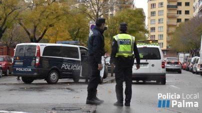 Herida una mujer de 88 años atropellada en las avenidas de Palma